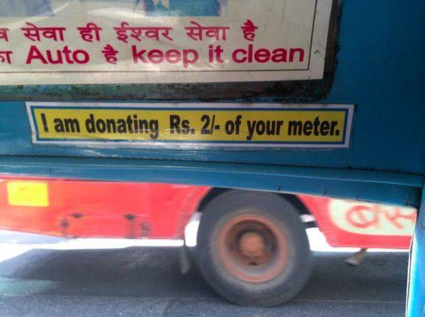 Sandeep Bacche - Rickshaw Driver - 15