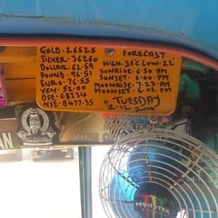 Sandeep Bacche - Rickshaw Driver - 8