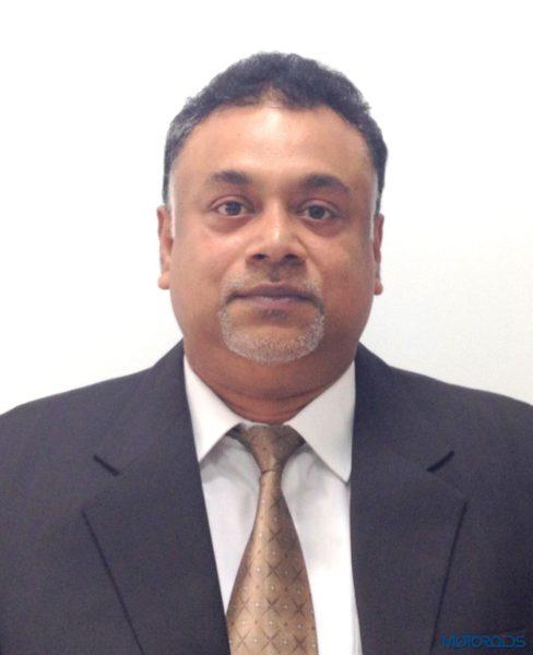 Sandip Neogi - CFO Nissan India