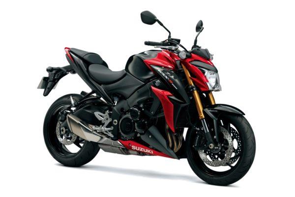Suzuki GSX-S1000_Candy_Red