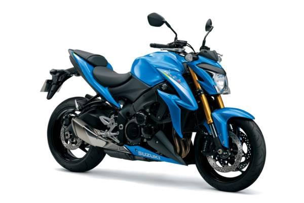 Suzuki GSX-S1000_Metallic_Blue