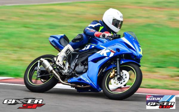 Suzuki - Gixxer Cup Championship (2)