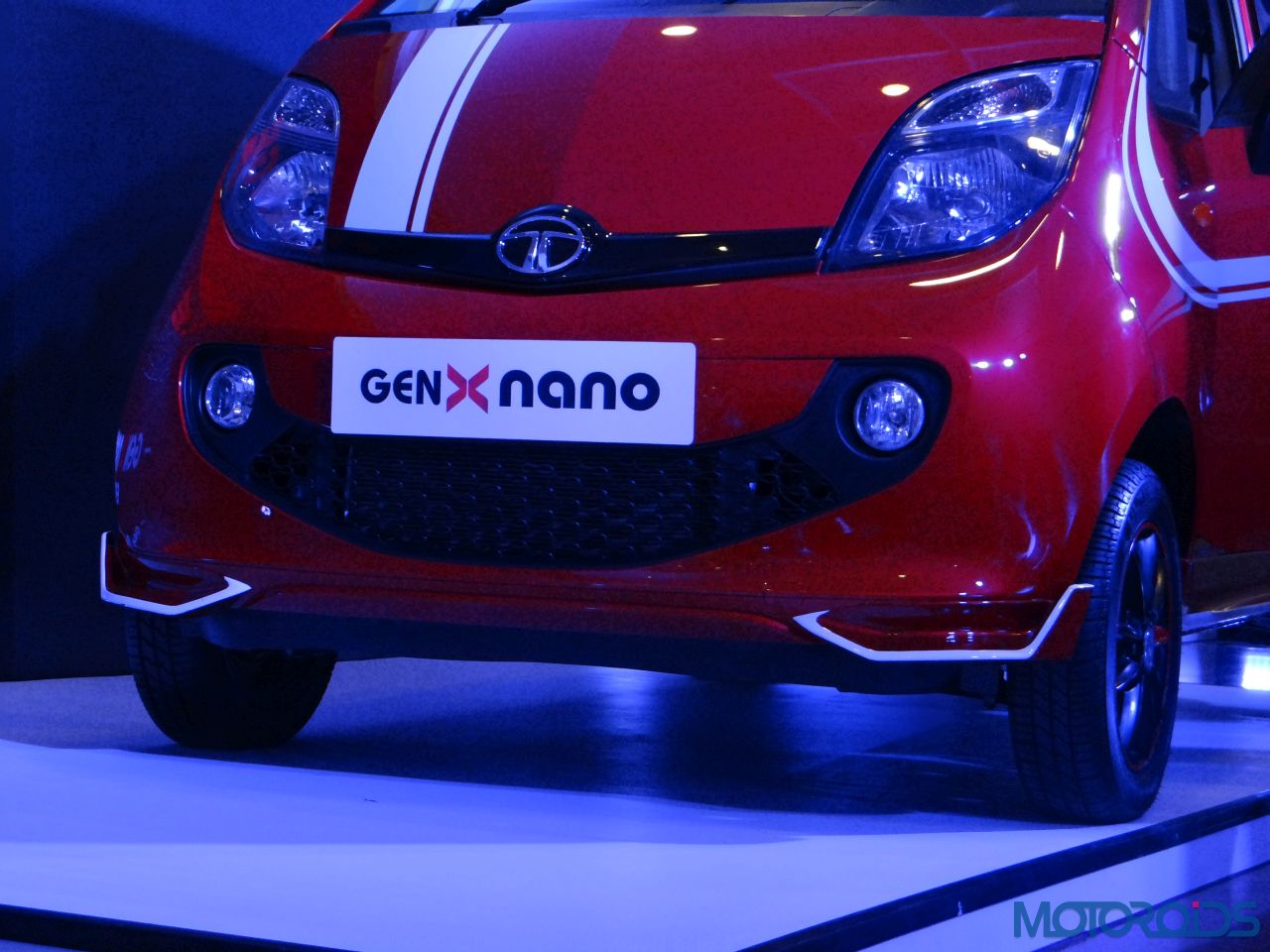 Tata Genx Nano: Report And Images : Tata Nano GenX Launch And