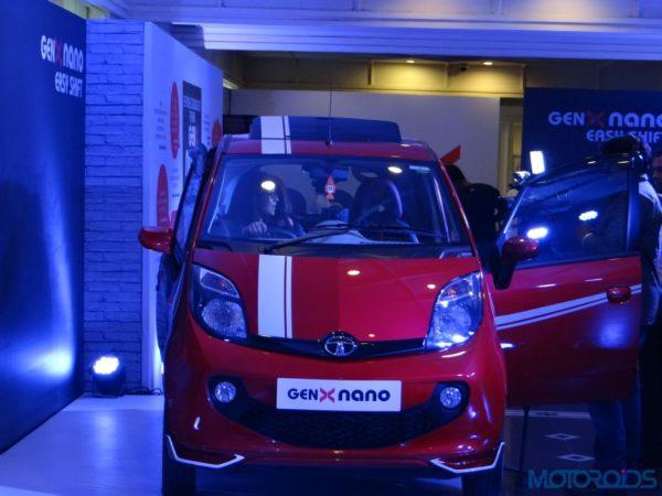 Tata Nano GenX India Launch (15)