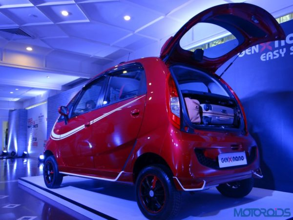 Tata Nano GenX India Launch (4)