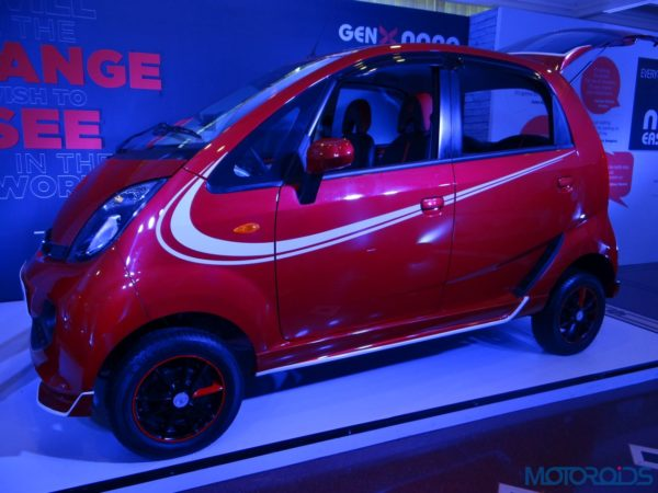 Tata Nano GenX India Launch (41)