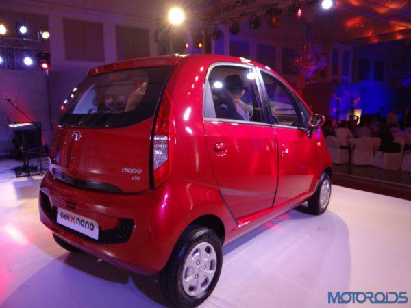 Tata Nano GenX India Launch (48)