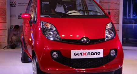 Tata Nano GenX India Launch (51)