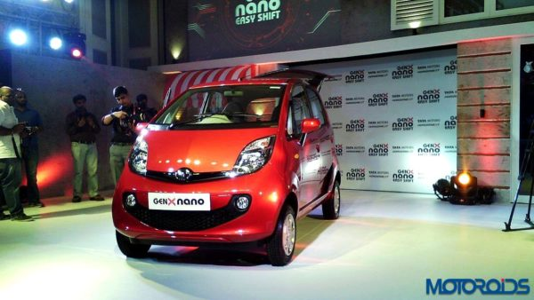 Tata Nano GenX Launch (1)
