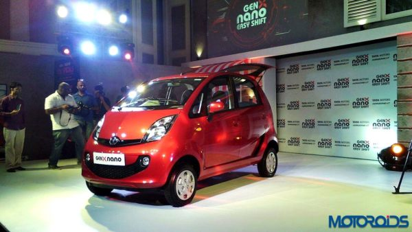 Tata Nano GenX Launch (2)