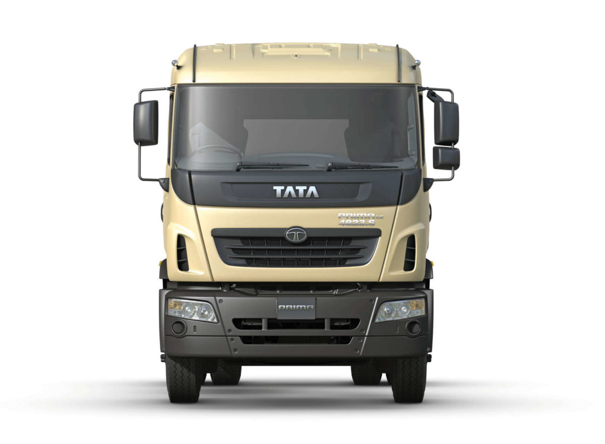Tata Prima trucks launched in Bangladesh