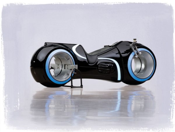 Tron Lightcycle Auctioned