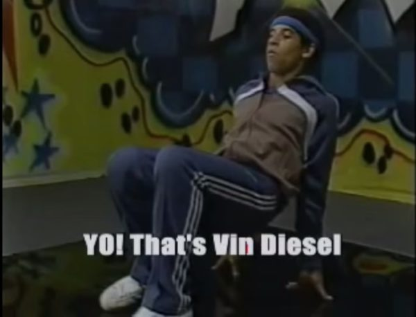 Vin Diesel dance video - 1