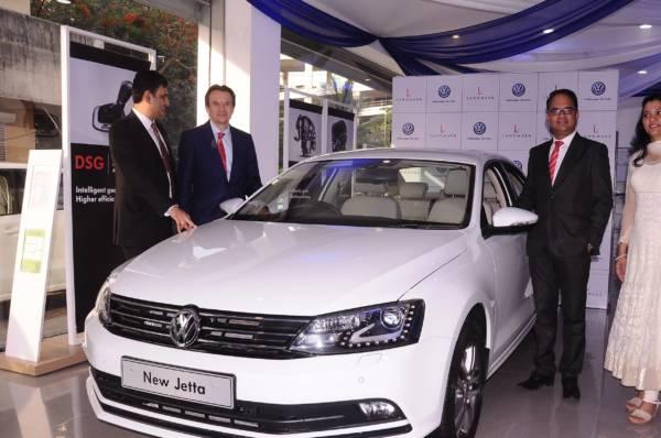 Volkswagen opens new dealership in Mumbai (2)