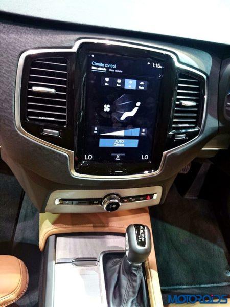 Volvo XC90 India launch (14)