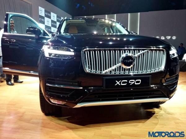 Volvo XC90 India launch (4)