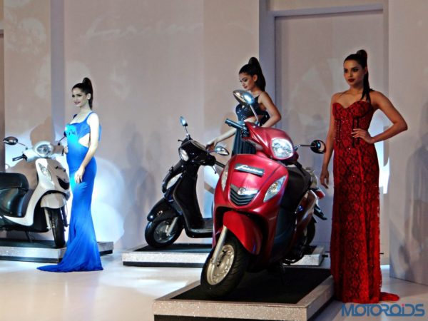 Yamaha Fascino - India Launch Event (33)