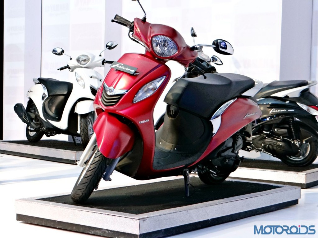 Yamaha Fascino - India Launch Event (40)