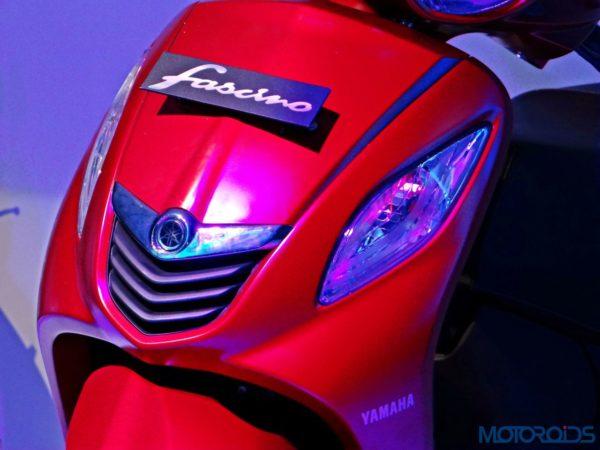 Yamaha Fascino - India Launch Event (60)