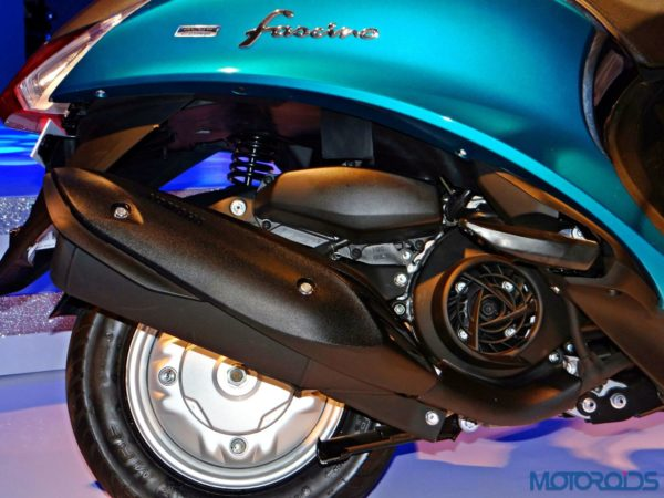 Yamaha Fascino - India Launch Event (80)