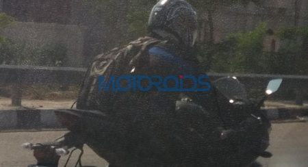 Yamaha YZF-R3-Spied-India (1)