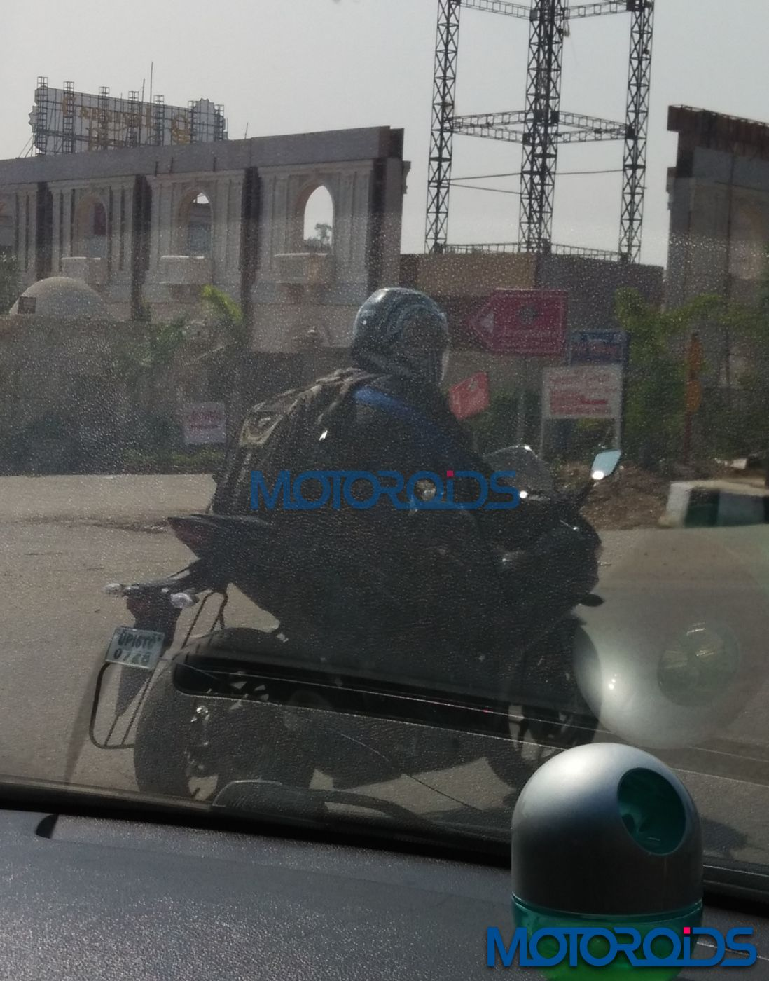 Yamaha YZF-R3-Spied-India (6)
