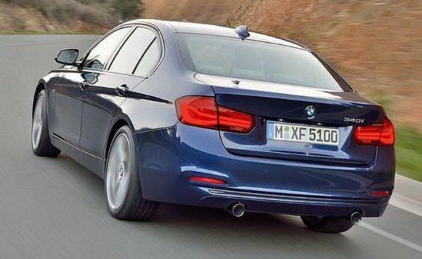 BMW 3-Series facelift official photos (5)
