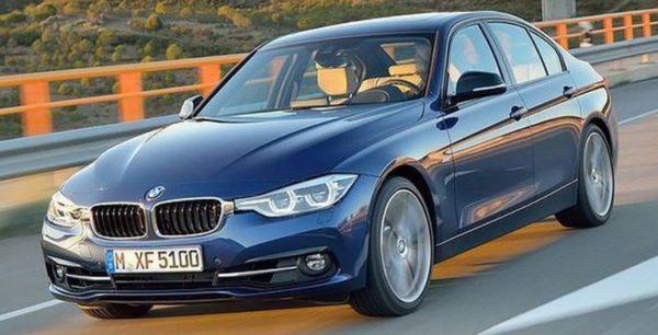 BMW 3-Series facelift official photos (1)