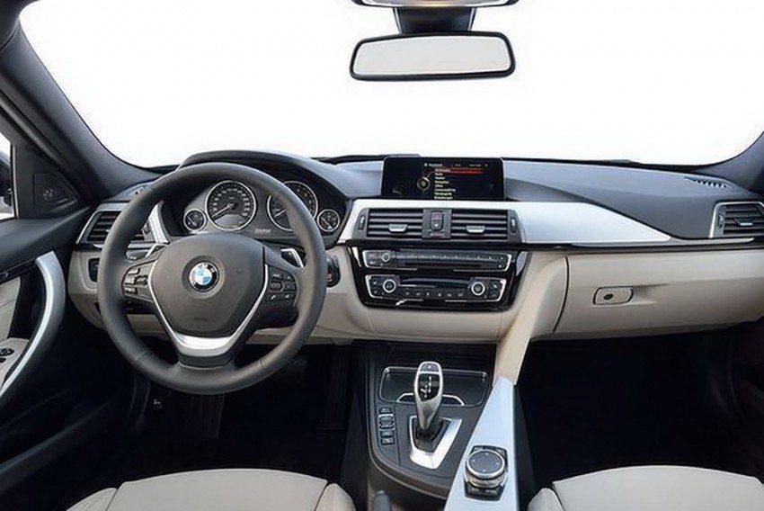 BMW 3-Series facelift official photos (4)