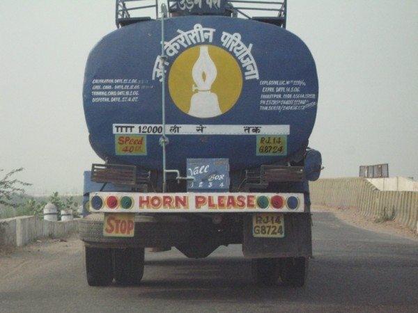 Horn OK Please banned in Maharashtra