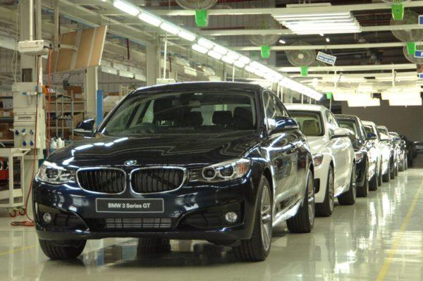 The new BMW 3 Series Gran Turismo Sport Line