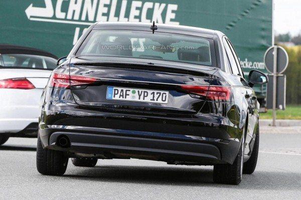 2016 Audi A4 spied (3)