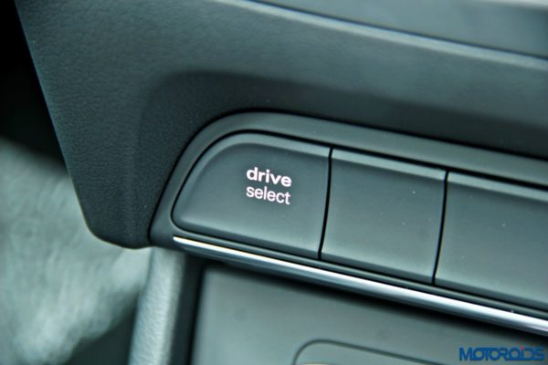 2015 Audi Q3 Drive Select switch(82)
