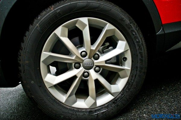 2015 Audi Q3 alloy wheel pattern(40)