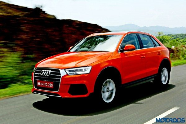 2015 Audi Q3 in motion(9)