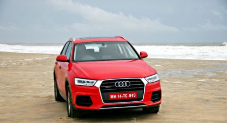 Audi Q3 now available at a special festive offer