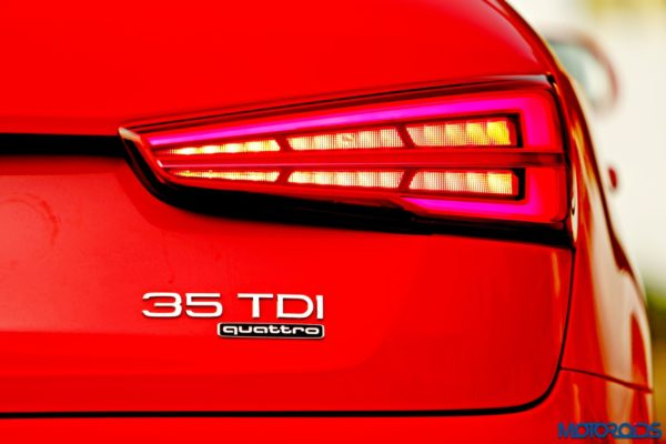 2015 Audi Q3 tail light(18)