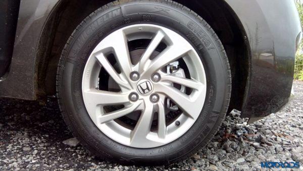 2015 Honda Jazz alloy wheels