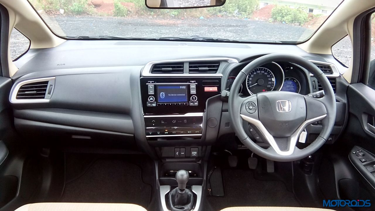All New 2015 Honda Jazz Images Features And Specs