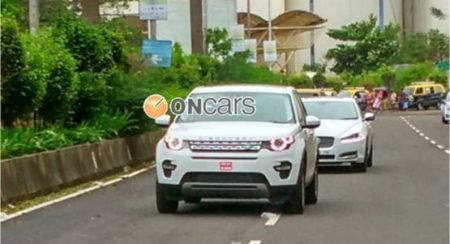 2015 Land Rover Discovery Sport spied (1)