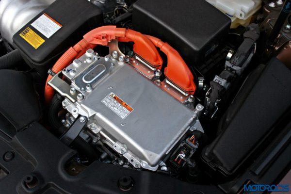 2015 Toyota Camry Hybrid battery