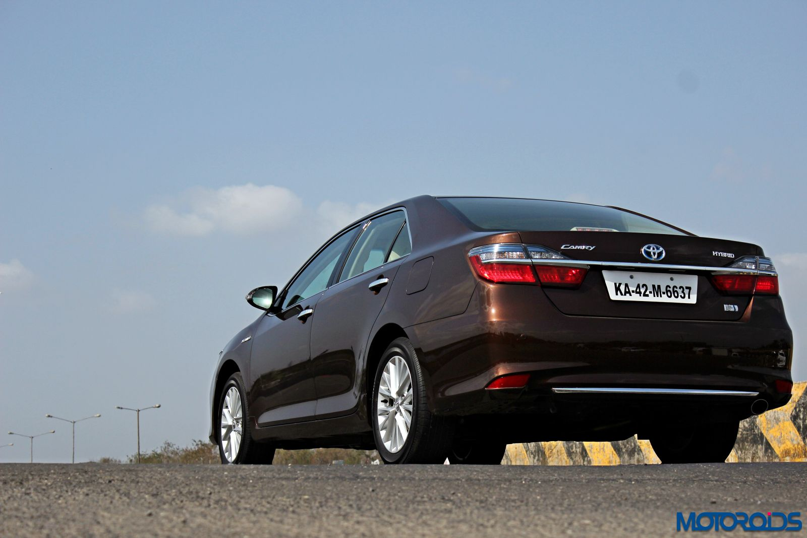 Toyota India Reduces The Price For The Camry Hybrid By Inr