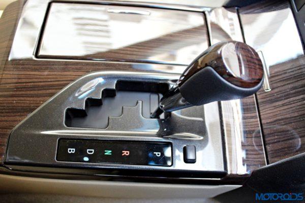2015 Toyota Camry Hybrid transmission