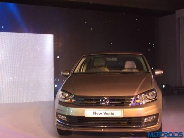2015 Volkswagen Vento facelift launch (front) (1)