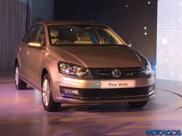 2015 Volkswagen Vento facelift launch (front) (2)