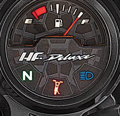 Hero HF Deluxe instrument console