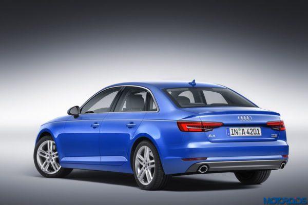 2016 Audi A4 rear side (1)