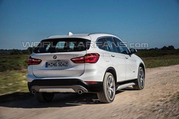 2016 BMW X1 (11)