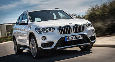 All-new, India bound BMW X1 leaked; to go front wheel drive