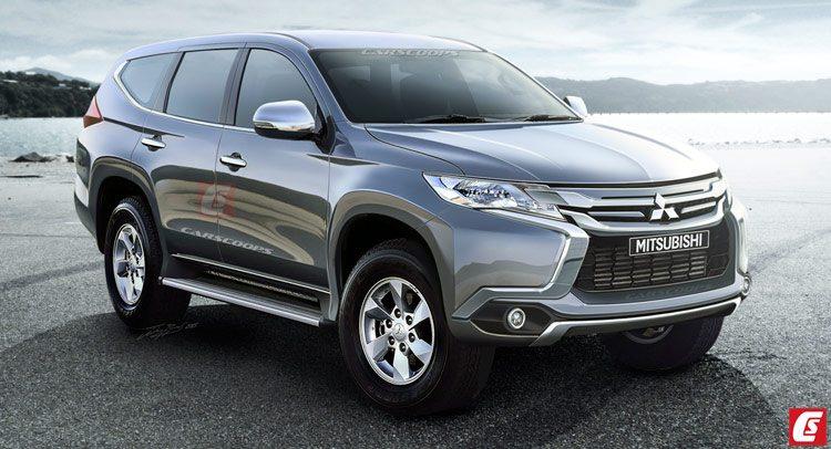 2015 Mitsubishi Montero Interior | newhairstylesformen2014.com
